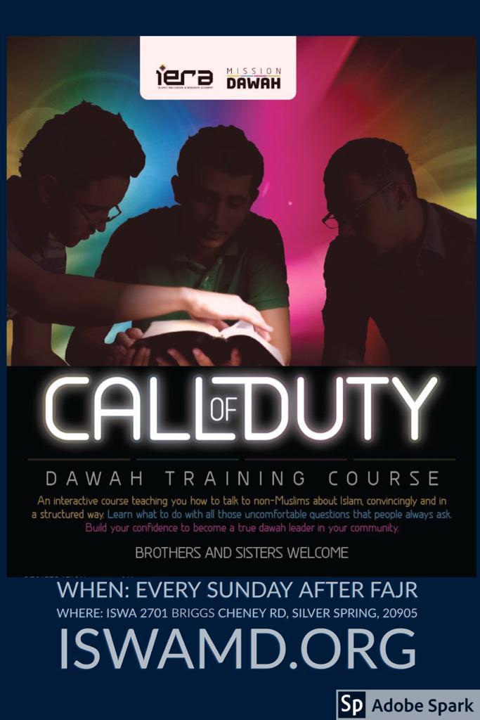 ISWA Sunday Fajr