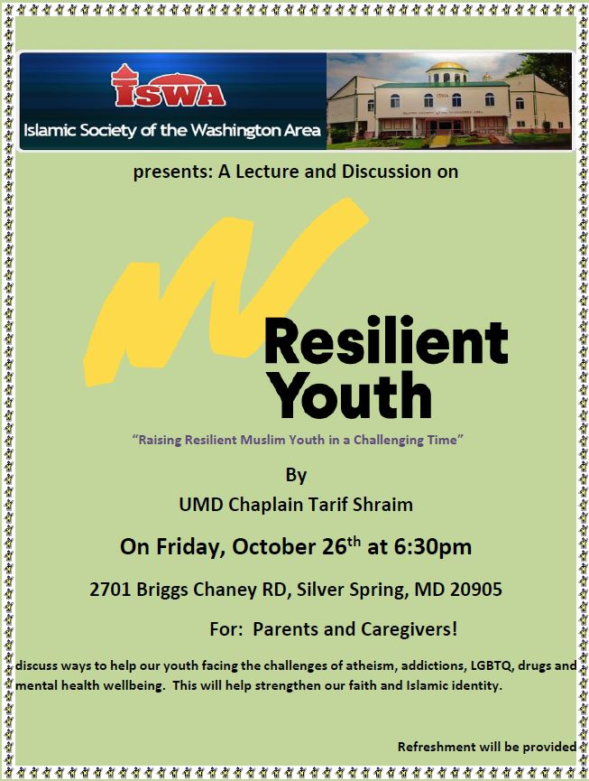 raising resilient youth