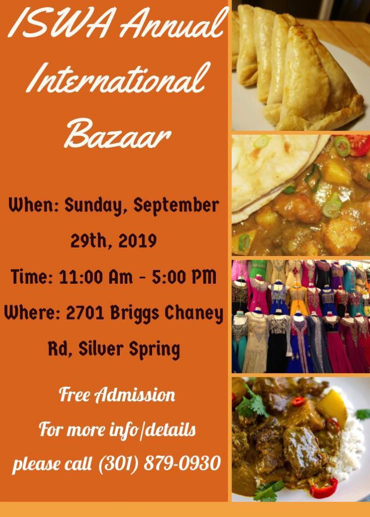 Bazaar 9.29.19
