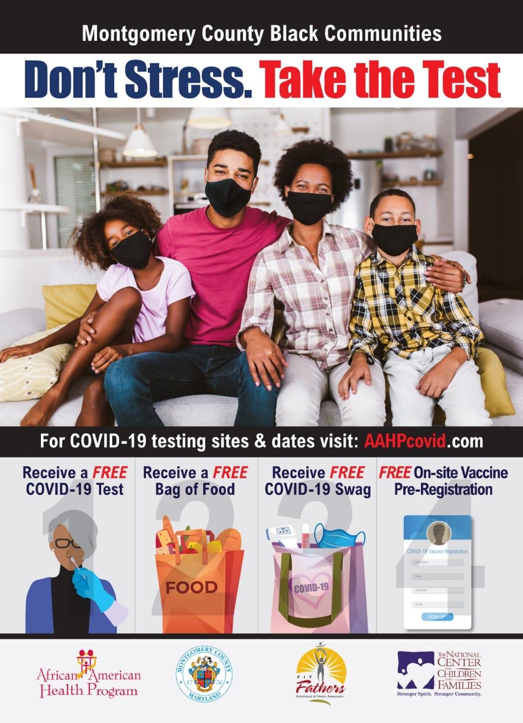 covid post website